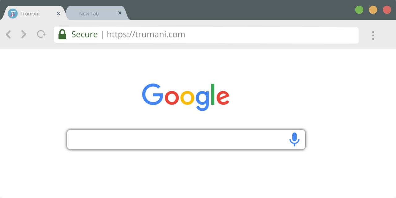 Free Chrome SVG Mockup