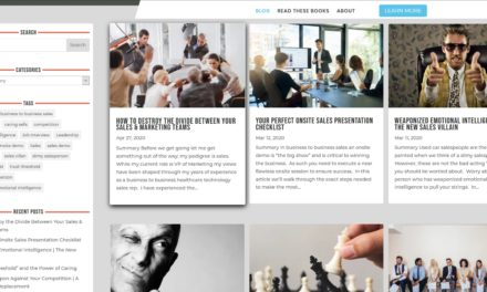 3 Column Blog Grid Layout w/ Equal Heights, Grow, and Custom Borders (Divi Tuts)